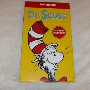 Other - Dr. Seuss Hallmark Notepad